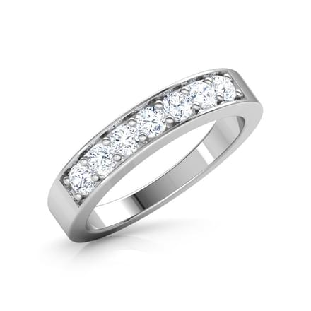 Metro Charm Diamond Band