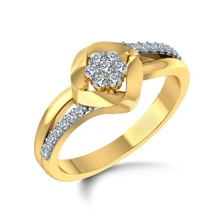Oval Elegance Ring