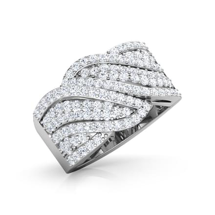 Cascade Diamond Band