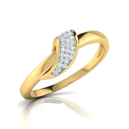 Kore Diamond Hug Ring