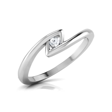 Cora Diamond Hug Ring