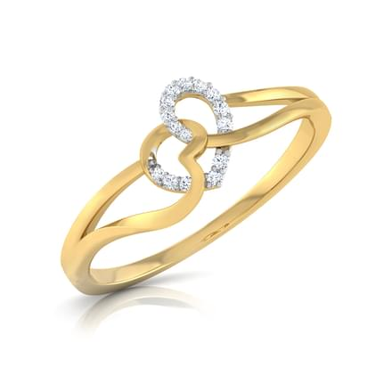Shelley Knotted Love Ring
