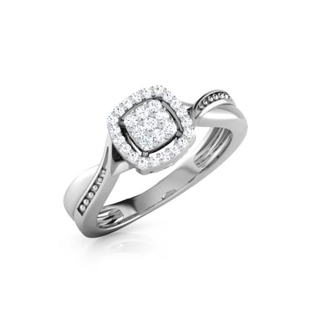 Anna Quad Diamond Ring