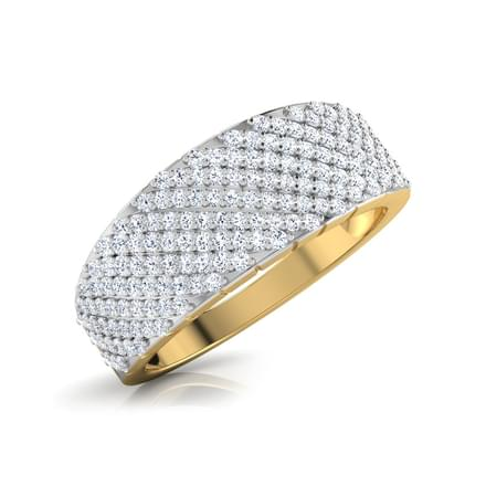 Marlyn Broad Diamond Band