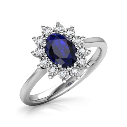 Azure Royal Ring