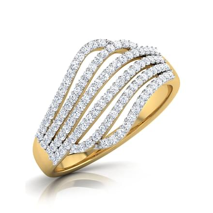 Yana Wave Grand Ring