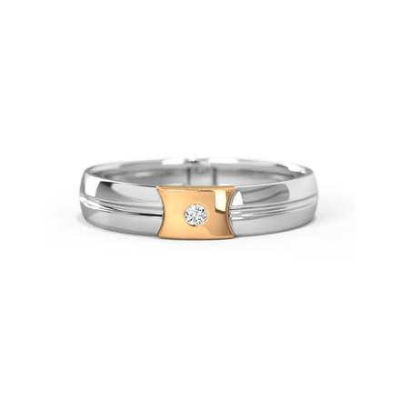 Orpheus Diamond Band for Him