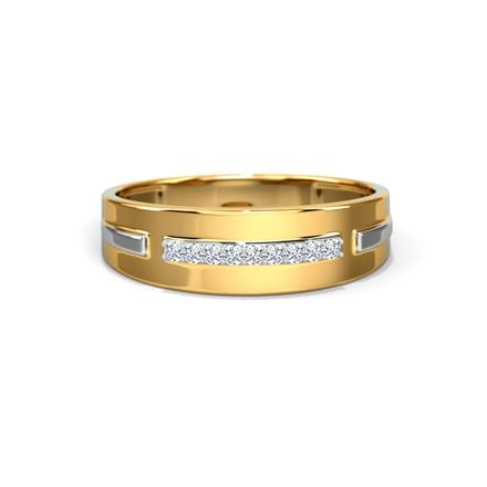 him p sapphire plated in blue yellow round bands over silver rings eternity band gold ring for