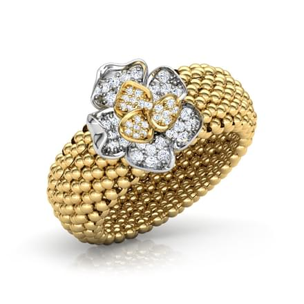 Floweret Granular Ring