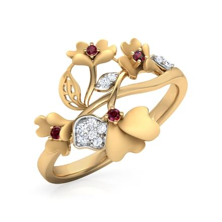 Primrose Bloom Ring