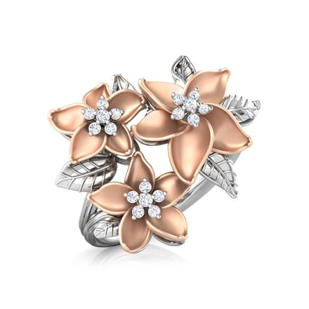 Woodruff Bloom Ring