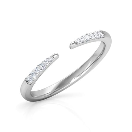 Slender Stackable Ring