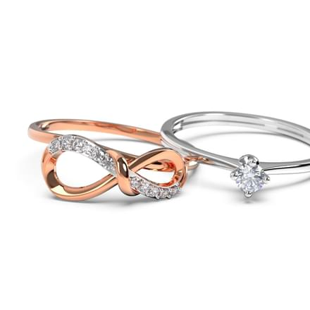 Entwined Twin Rings
