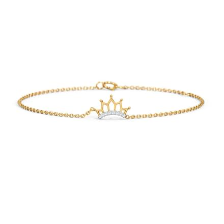 Amra Crown Kids Bracelet