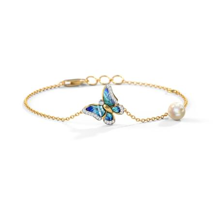 jewellery online color bracelet tri en gold italian