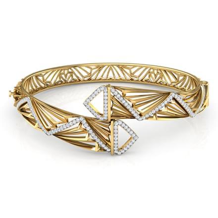 Strand Sunrise Bracelet Jewellery India line CaratLane