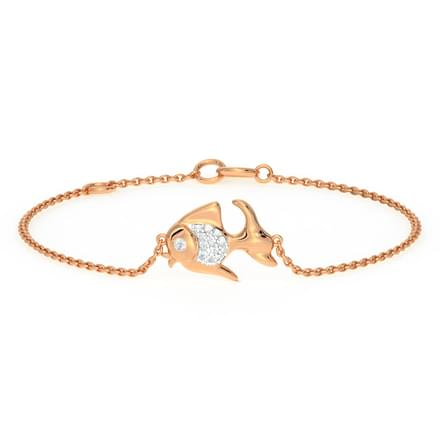 Fishy Infant Bracelet