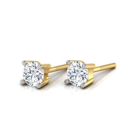 Simply Solitaire Earring Mount