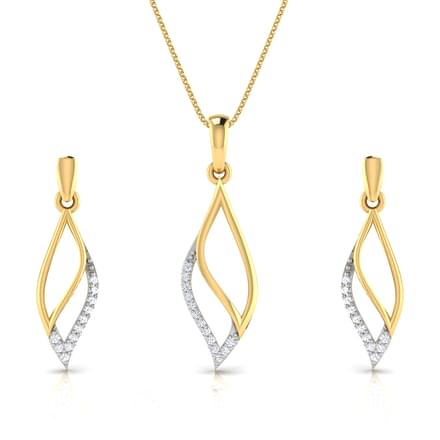 Crystal Drop Matching Set