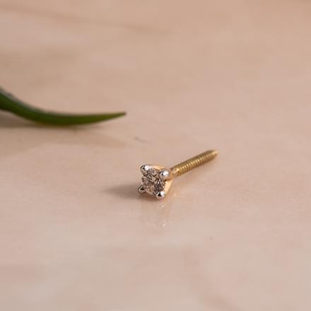 5b5ebf893 Marya Solitaire Studs Jewellery India Online - CaratLane.com