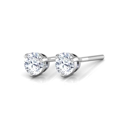 Radiance Solitaire Studs
