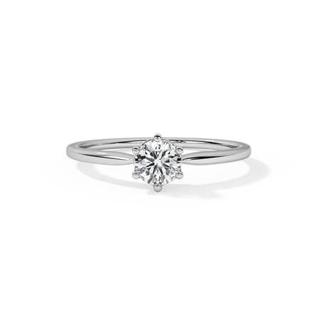 Raina Solitaire Ring