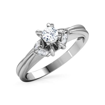 Paramount Solitaire Ring