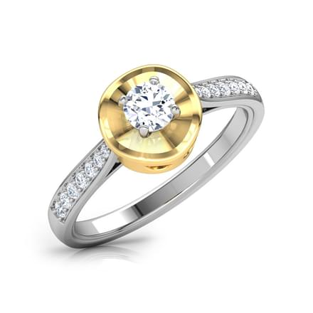 Grand Solitaire Ring