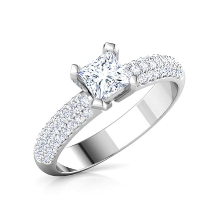 109 engagement rings for women price starting rs 14395 charm princess solitaire ring junglespirit Image collections
