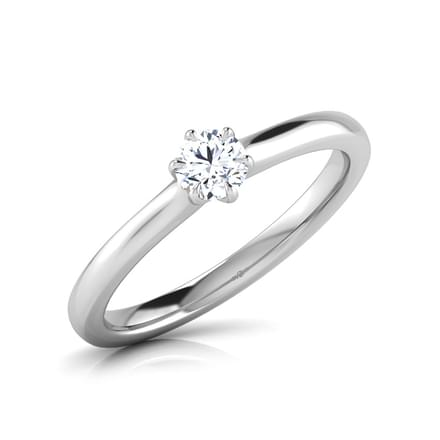 Ayla Opulent Solitaire Ring