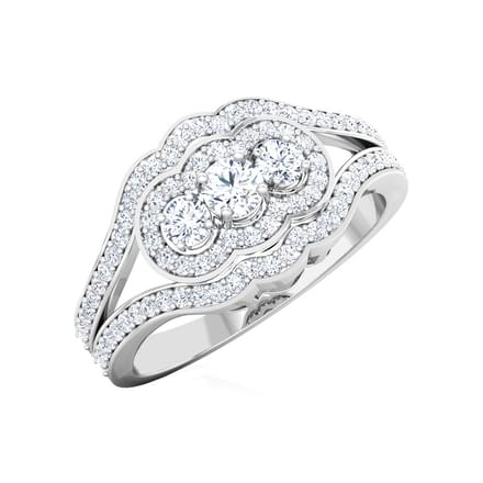 Jane Majestic Solitaire Ring