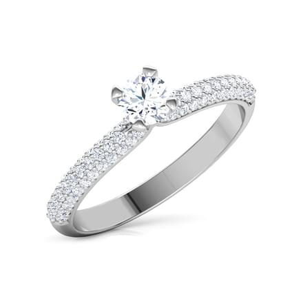Katy Classic Solitaire Ring