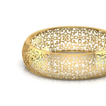 gold bangles clasp bangle bracelet thick cz hiphopbling products cuban polished