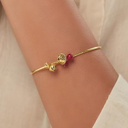 Sonal Gold Bangle