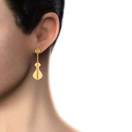 Pitcher Drop Earrings