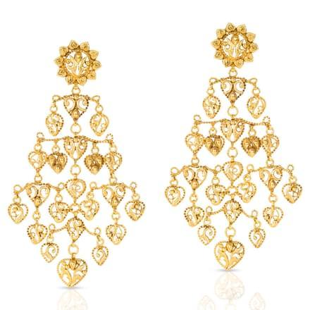 Lule drop chandelier earrings jewellery india online caratlane lule drop chandelier earrings mozeypictures Choice Image