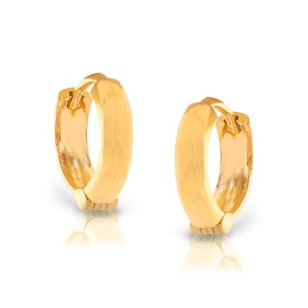 Ema Classic Kid's Hoop Earrings