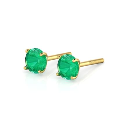 Simply Tiny Stud Earrings