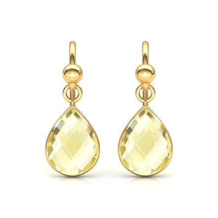 Poire Drop Earrings