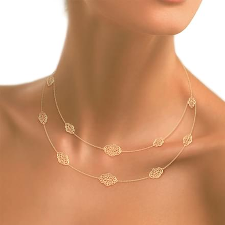 Ella Layered Necklace
