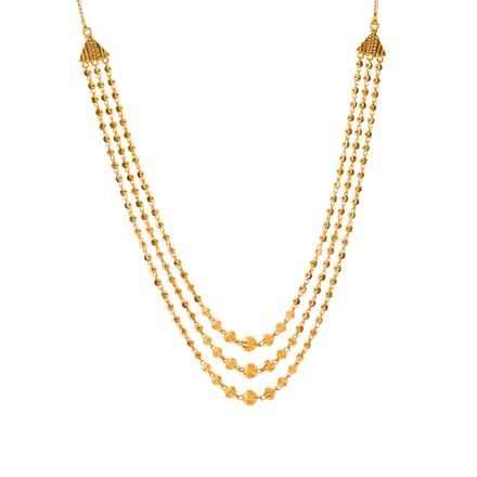 Ramona Layered Necklace Jewellery India line CaratLane