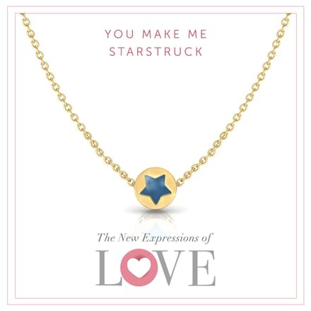 Star Reversible Necklace