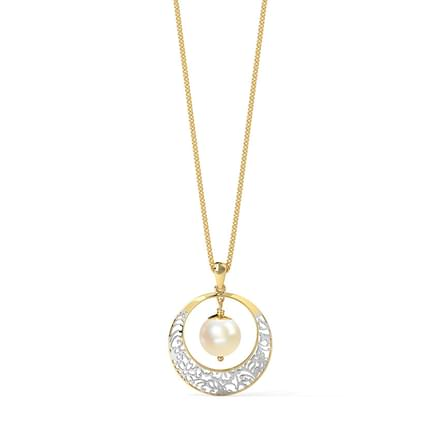 Gold Pendant Tessa cutout pendant jewellery india online caratlane tessa cutout pendant audiocablefo