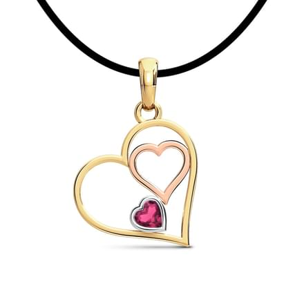 Lots of Love Trio Pendant