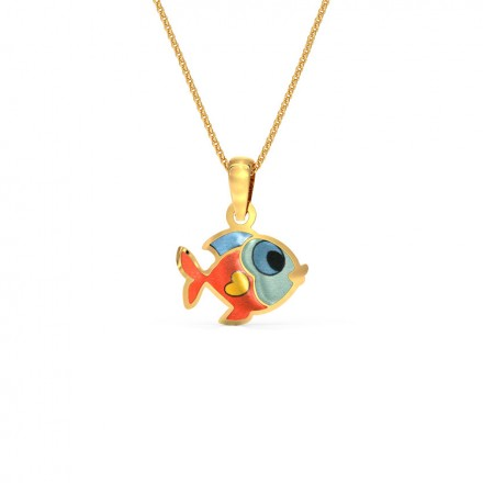 Fishy Pendant