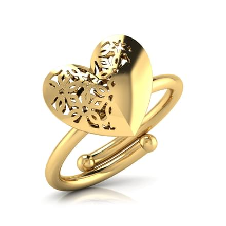 Melita Cutout Ring