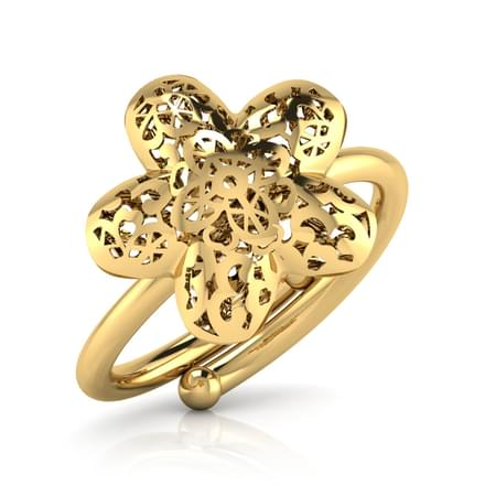 Myra Cutout Ring