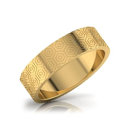 Romeo Gold  Band for Him