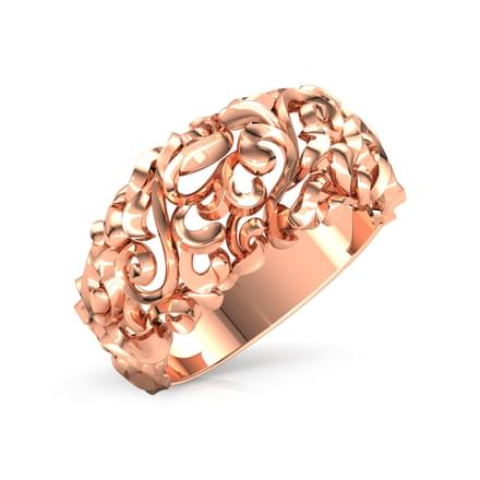 Dome Filigree Ring