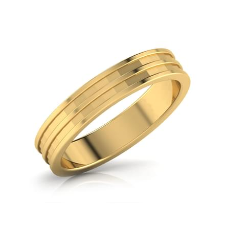 Tilly Gold Band for Her